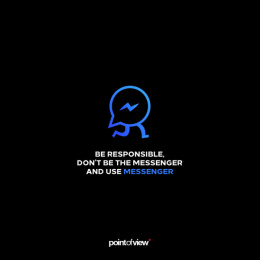 Point Of View: Stay Home, 4 Digital Advert by Point Of View