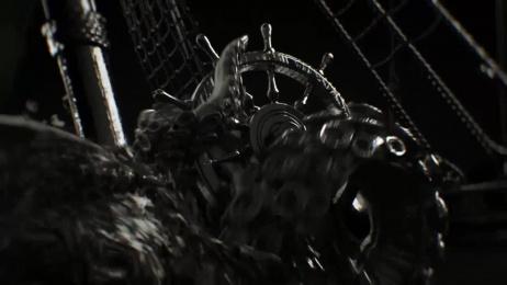 The Kraken Spice: Black Ink Film by Dead As We Know It