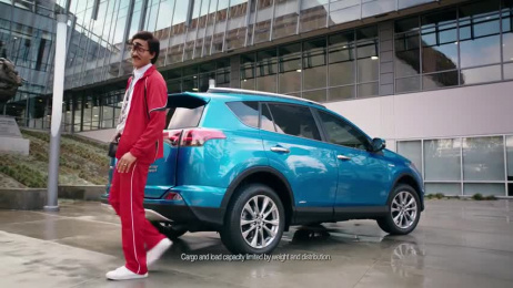 Rav4: Dodge Ball Film by Burrell Advertising