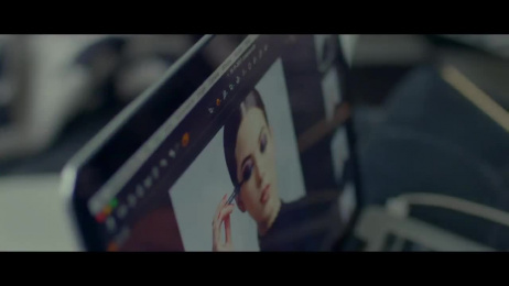 Eyetex Dazzler: Eye Am Bold Film by SoCheers, Veda Productions