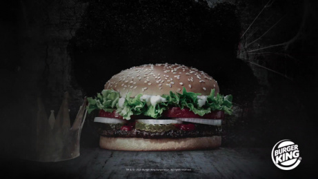 Burger King: 1 Scream = 1 Whopper Digital Advert by Wolf BCPP