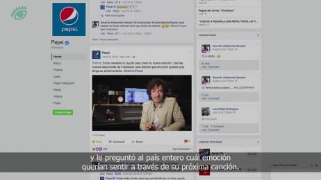 Pepsi: Say it with Pepsi Digital Advert by Mirum Puerto Rico