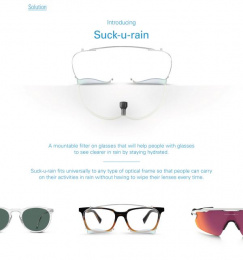 Brita: Suck-U-Rain, 2 Direct marketing by School Of Visual Arts