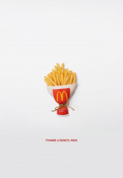 McDonald's: Happy Mother's Day Print Ad by DDB Auckland