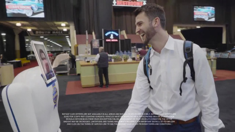 Kelley Blue Book: H.A.N.D. Auto Show [15 sec] Film by Blink Studios, Zambezi