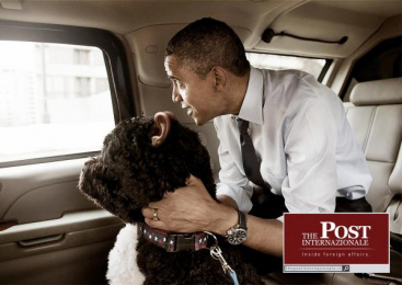 The Post Internazionale: Obama Print Ad by Lowe Pirella Milan