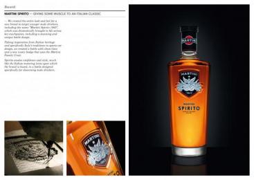 Martini: MARTINI SPIRITO Design & Branding by Identica