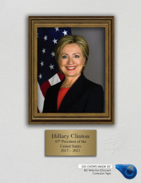 Bic: Do Overs Made EZ, Hillary Clinton Print Ad by Syracuse University