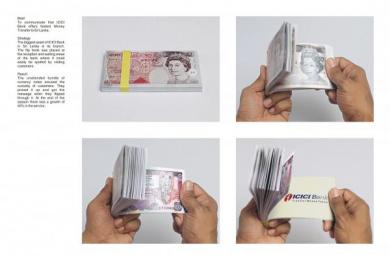 Icici Bank: FLIP BOOK Direct marketing by L&K Saatchi & Saatchi Mumbai