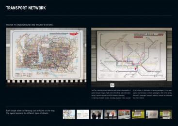 Das Taxi, Hamburg: TRANSPORT NETWORK Print Ad by Nordpol Hamburg