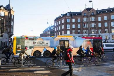 The Danish Association of Midwives: The midwife crisis [image] 5 Outdoor Advert by Saatchi & Saatchi Copenhagen