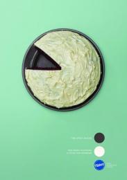 Pillsbury Pizza Pops: Literal Graphs 4 Print Ad by Y&R Johannesburg