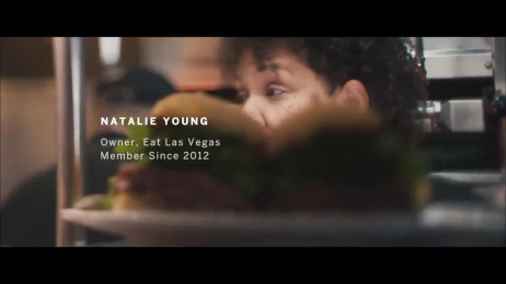 American Express: Natalie Young Film by Ogilvy & Mather New York, Smuggler