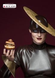 Roladin: Gold Print Ad by M&C Saatchi Tel-Aviv