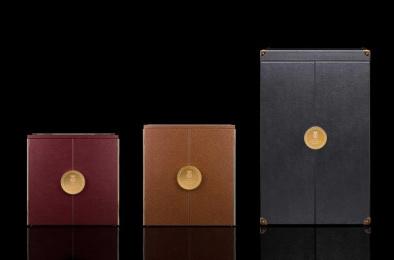 Otard: LA COLLECTION DU ROI, 9 Design & Branding by Here Design London