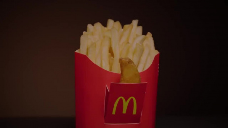 McDonald's: The Lucky Wedge Fry Film by TBWA\ San Juan