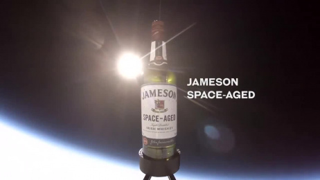 Jameson: Space-Aged Film by Evb