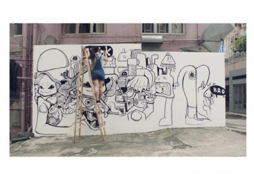 Tiger Beer: Air-Ink [image] 8 Outdoor Advert by Marcel Sydney