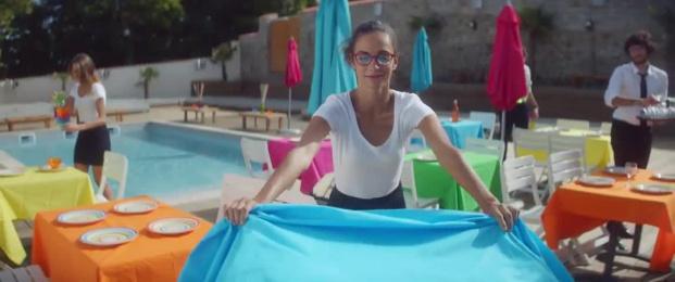 Les Lunetiers du Jura: Break Uniformity [20 sec] Film by Dilo