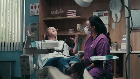 Call of Duty Ghosts: Dentist Film by 72andsunny, Biscuit Filmworks