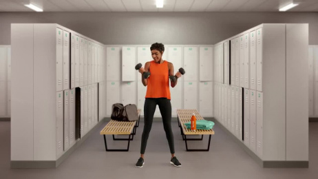 Bulletproof: Better at the Gym Film by Will Creative Inc.