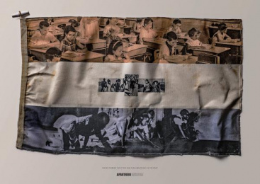 Apartheid Museum: Apartheid Museum Print Ad by TBWA\Hunt\Lascaris Johannesburg