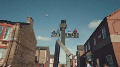 Channel 4: Channel 4 + Blink Collaboration Film by 4creative