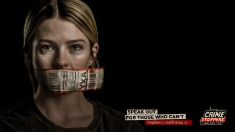 Toronto Crime Stoppers: Alex Outdoor Advert by DDB Toronto