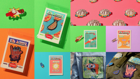 Havaianas: Let's Summer News, 3 Print Ad by ALMAP BBDO Brazil