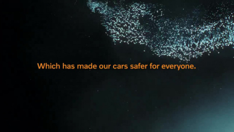 Volvo: The E.V.A. Initiative [video] Film by Happy F&B, Mindshare Copenhagen, New Land