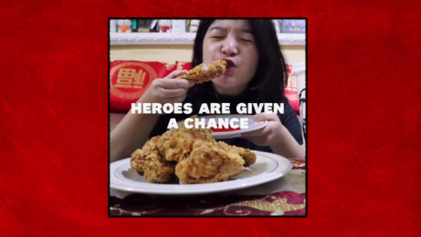 Kentucky Fried Chicken (KFC): Stay at Home, Stay Original Digital Advert by Unithree, Jakarta, Indonesia