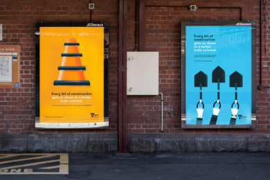 Victorian Government: Every Bit, 5 Outdoor Advert by GPY&R Melbourne, Pixel Group