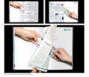Grupo Credito Agricola: TRANSFER Print Ad by Leo Burnett Lisbon