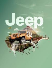 Jeep: Wrangler Print Ad by Gitanos Studio