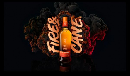 Glenfiddich: Fire and Cane Print Ad by Space