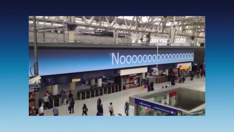 O2: Digital Print Ad by VCCP London