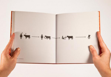 Quercus Books: Life in Five Seconds, 5 Design & Branding by H-57