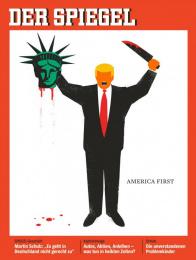 Der Spiegel: DER SPIEGEL COVERS, 5 Print Ad by Edel Rodriguez Studio / Mt. Tabor