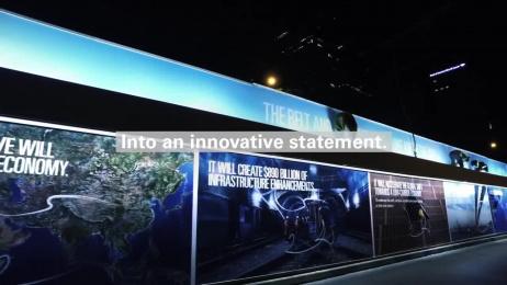 HSBC: Solar shelter Outdoor Advert by Grey Hong Kong