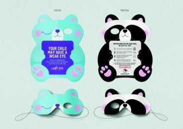 Amblyopia World Campaign: i rescue, 1 Direct marketing by VML Bogota