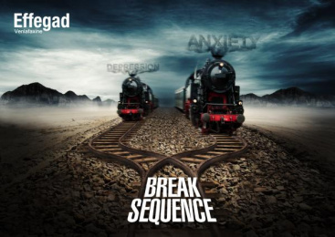 Effegad: Trains Can't Stop Print Ad by Uturn / PH