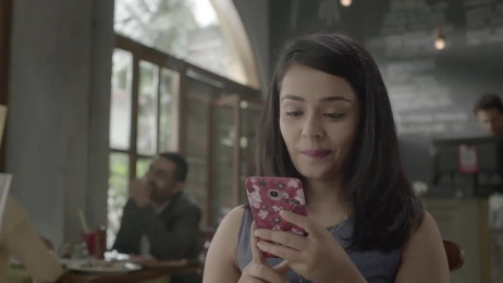 Vodafone: #LookUp and show some love offline this Father's Day Film by Ogilvy & Mather Mumbai