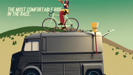 Citroen: Créateurs De Comfort - Broom Wagon Film by Havas Worldwide London