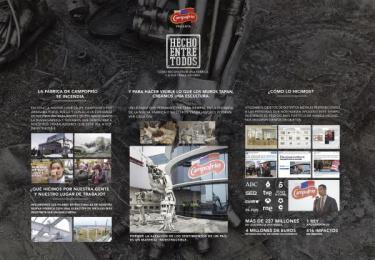 Campofrio: Hecho entre todos [spanish image] Direct marketing by McCann Madrid
