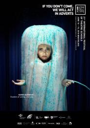 Academy Of Performing Arts: Tampon [image] Print Ad by Vaculik Advertising