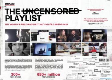 Reporters Without Borders: Reporters Without Borders Radio ad by DDB Berlin