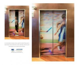 Accor Hotels: Relay Pass Print Ad by Cumminsnitro
