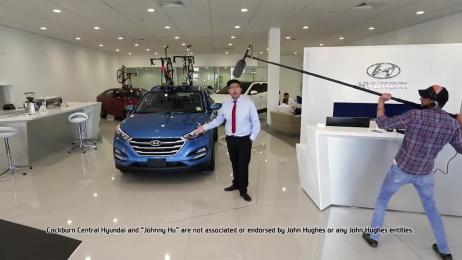 Cockburn Central Hyundai: Johnny Hu 2 Film by 2gether Productions, The Marketing Mix