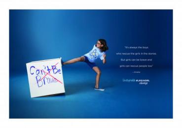 Always: Unstoppable, 1 Digital Advert by Chelsea Films, Leo Burnett Chicago, Leo Burnett Toronto