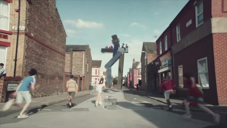 Channel 4: Idents Film by 4creative